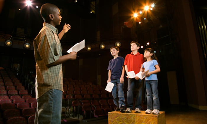 Brain Surgeon Theater - Bucktown: Children's Two-Week Acting and Improv Camp or Five-Day Movie-Making Camp at Brain Surgeon Theater (Up to 60% Off)