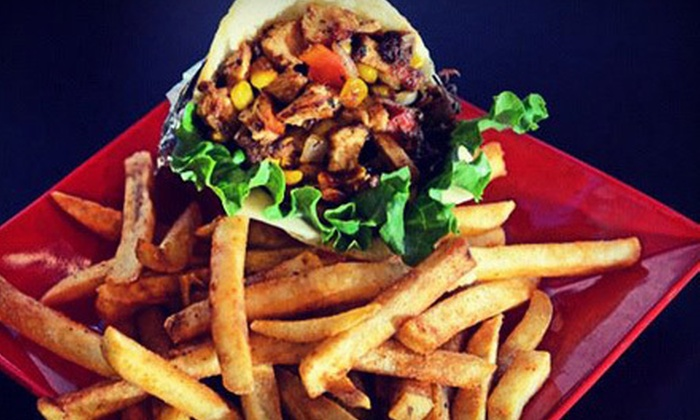 Barroco Grill - Lakewood: $10 for $20 Worth of Colombian Cuisine at Barroco Grill in Lakewood