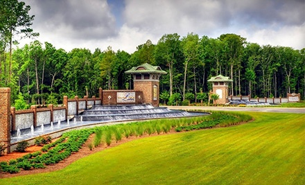 Round of Golf Including Cart for One, Two, or Four at The Golf Club at Hilton Head Lakes (Up to 64% Off)