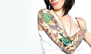 Incredible Ink Tattoos: Wertgutschein über 100 € anrechenbar auf eine Tätowierung nach Wahl bei Incredible Ink Tattoos für 39,90 €