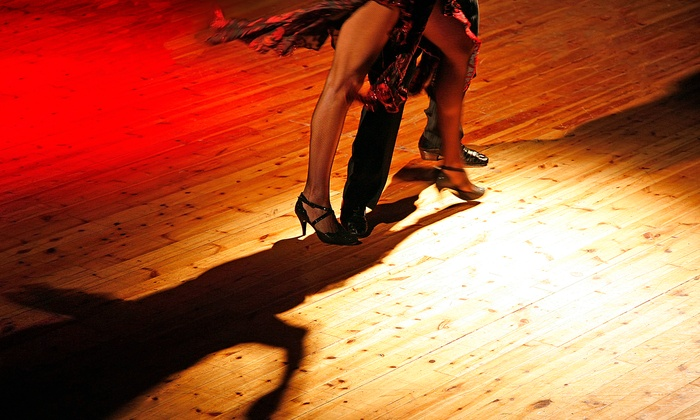 Dance Revolution - Downtown: 5 or 10 Salsa Classes at Dance Revolution (Up to 71% Off)