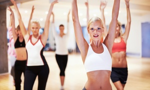 American Fitness: Five Fitness Classes or One Month of Unlimited Fitness Classes at American Fitness (Up to 51% Off)