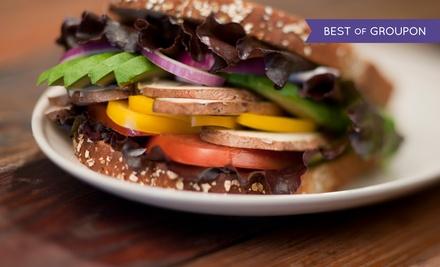 $13 for $20 Toward Healthy Café Cuisine at BetterHealth Market. Four Locations Available.