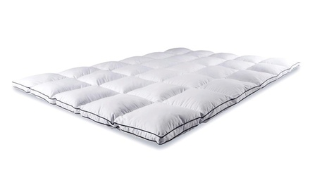 Gel Microfiber Down-Alternative Mattress Toppers Available from $99.99–$129.99.