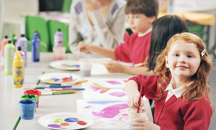 Fine Art Classes With Tal Dvir - Tustin: Children's Art Classes from Fine Art Classes With Tal Dvir (Up to 66% Off). Four Options Available.