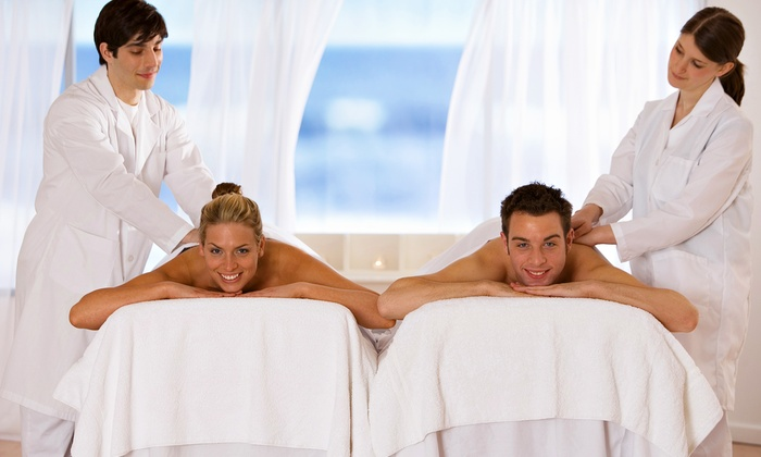 Canmore Spa and Hair - Canmore Spa and Hair: Spa Package for One or Two with Massage and Facial at Canmore Spa and Hair (Up to 61% Off)