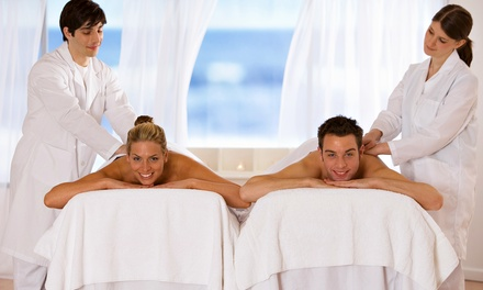 Spa Package for One or Two with Massage and Facial at Azzuro'Terra Laser Spa & Hair Salon (Up to 61% Off)