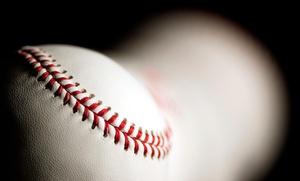 Baseball Performance Training: $40 for $80 Groupon — Baseball Performance Training