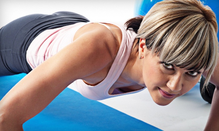 A Better U Personal Training - Blueberry Hill Park: $50 for a One-Month Women's Fitness Boot Camp at A Better U Personal Training in Sewickley ($180 Value)