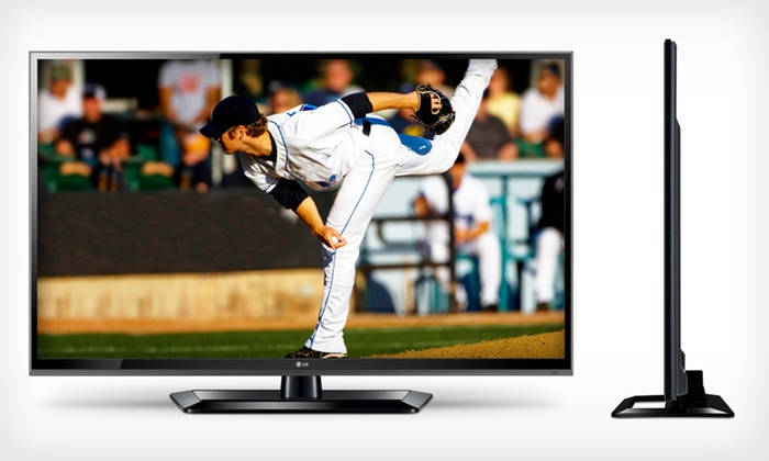 """LG 55"""" 1080p 120Hz Smart LED TV: $999.99 for an LG 55"""" 1080p LED TV with Smart TV ($1,879.99 List Price). Free Shipping and Free Returns."""