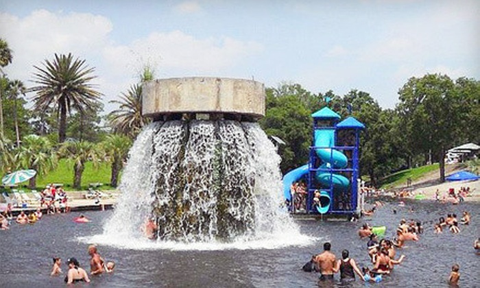 Wekiva Falls RV Resort - Mount Dora: Water-Park Day for Two or Four Plus Canoe Rental at Wekiva Falls RV Resort (Up to 53% Off)