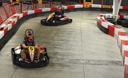 One or Two Races for One or Two People at Brass City Raceway (Up to 35% Off)