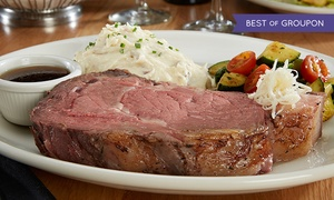 Horatio's : Steak and Seafood Dinner at Horatio's (Up to 30% Off)