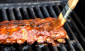 Big Jim's BBQ: Five-Hour BBQ Pitmaster Class for One or Two from Big Jim's BBQ (Up to 66% Off)