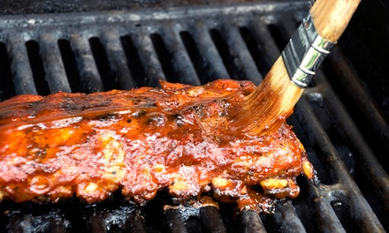 Barbecue for Two at Crystal Lake Rib House (Up to 40% Off)
