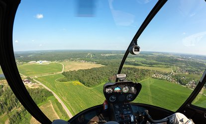 image for Helicopter Flight Simulator Experience from €50 at Skywest Aviation HO (Up to 50% Off)