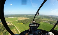 Helicopter Flight Simulator Experience from €50 at Skywest Aviation HO (Up to 50% Off)
