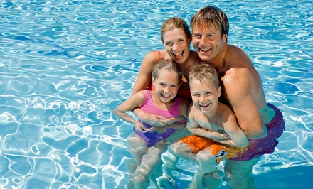 Three- or Six-Month Family Membership for Two Adults and Any Children Under 18 at Smithfield YMCA (Up to 59% Off)