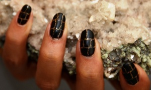 Merricures: A Manicure with Nail Design from Merricures (50% Off)