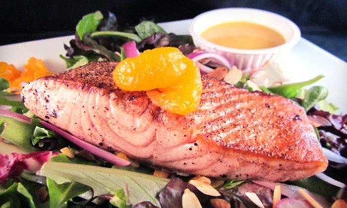 Brix & Stone Gastropub - Haymarket: $7 for $15 Worth of Gastropub Fare at Brix & Stone Gastropub