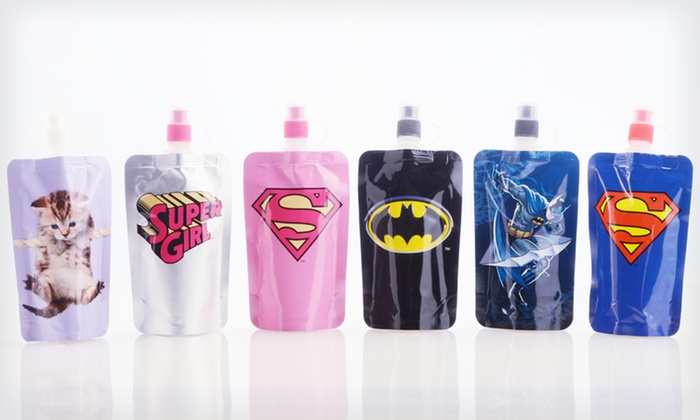 SharkSkinzz Kids' Water Bottles: SharkSkinzz Water Bottles (Up to 58% Off). 5 Options Available. Free Shipping on Purchases of $15 or More. Free Returns.