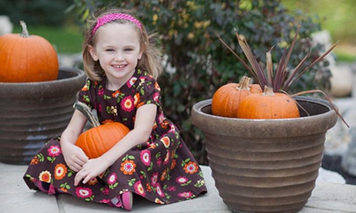 Amitai Sela Photography - Concord: $69 for a One-Hour Family or Children's Portrait Session for Up to Six People at Amitai Sela Photography ($250 Value)