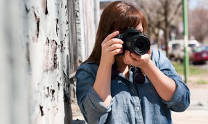 Aperture Academy: Intro to Photography at Aperture Academy (Up to 59% Off)