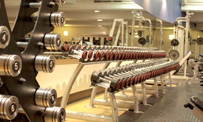 Gym deals london