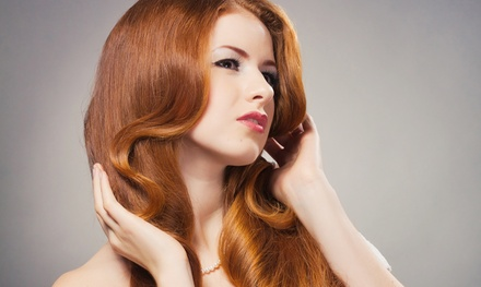 $199 for Deluxe Makeover Package at Diva Couture Salon and Spa ($505 Value)
