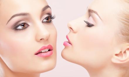 3 pulizie viso più sopracciglia e baffetti