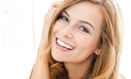 Haircut with Deep Conditioning and Scalp-and-Head Massage or Partial or Full Highlights at Onyx Salon (Up to 58% Off)
