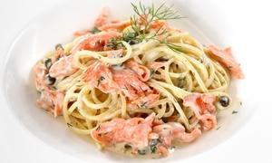 L'APPETITO: Entrée, plat et dessert à la carte pour 2 personnes à 39,90 € au restaurant L'Appetito