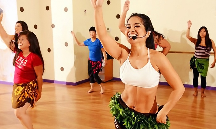 Hot Hula Fitness with Marie - Dance Tone Fitness: 5 or 10 Classes at Hot Hula fitness with Marie (Up to 51% Off)