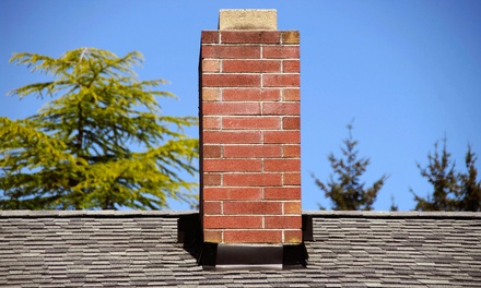 Chimney Cleanings and Inspections from Commonwealth Maintenance, Inc (48% Off). Two Options Available.