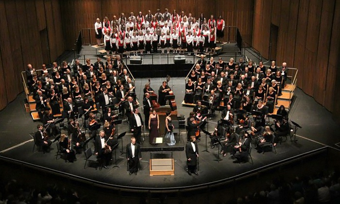 Summit Choral Society - Akron Civic Theatre: Summit Choral Society at Akron Civic Theatre on Saturday, April 26, at 7:30 p.m. (Up to 62% Off)