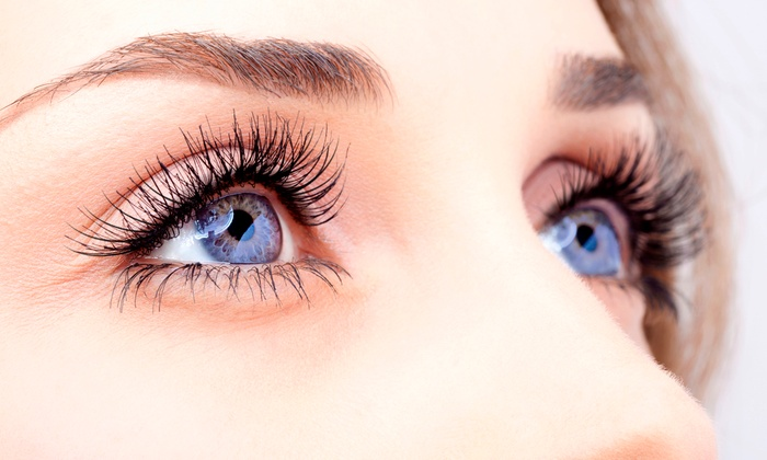 Lashful - Multiple Locations: Full Set of Eyelash Extensions and Conditioning Treatment with Optional Touchup at Lashful (Up to 71% Off)