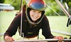 Lookout Mountain Flight Park - Rising Fawn: $199 for a Falcon Tandem Hang-Gliding Experience at Lookout Mountain Flight Park ($399 Value). Four Options Available.