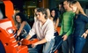 Oasis Lanes - Eastside El Paso: Unlimited Friday-Night Arcade Games for Two, Four, or Six at Oasis Lanes (Up to 58% Off)