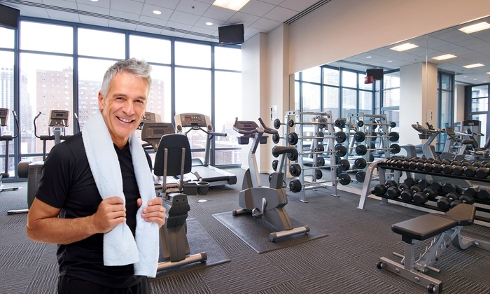 Age Successfully - Downtown Fishers: Three-Month Gym Membership or a Comprehensive Health Assessment for Older Adults at Age Successfully (Half Off)