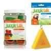 Jungle Talk Toys for Large Birds