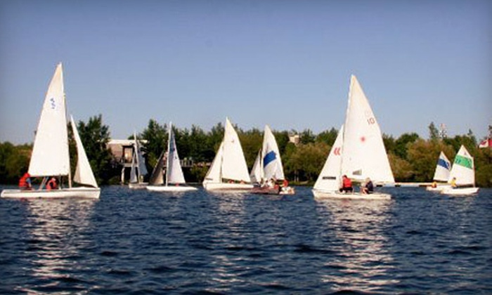 Sail Manitoba - Downtown Winnipeg: Sailing Course for Kids or Adults from Sail Manitoba (Half Off)