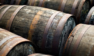 Dry County Distillery: Distillery Tour for Two or Four with Bottles at Dry County Distillery (Up to 50% Off)