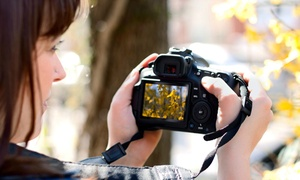 Gregory Dean Design / Photography: Two-Hour Outdoor Photography Class for One or Two at Gregory Dean Design / Photography (Up to 55% Off)