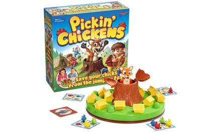 Bordspel Pickin' Chickens