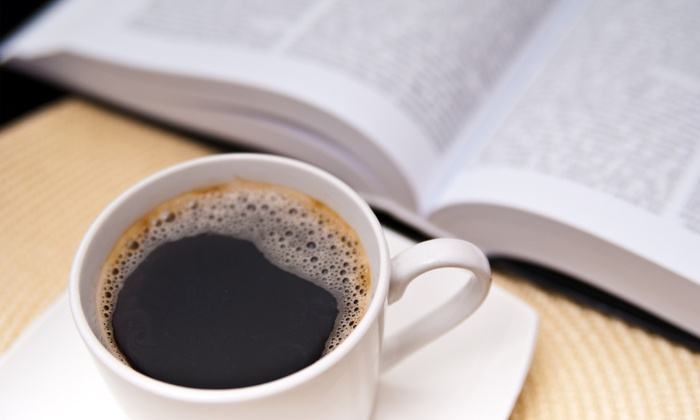 Caring Cups at Centering Corporation - Omaha: $12 for $20 Worth of Books and Coffee at Caring Cups at Centering Corporation