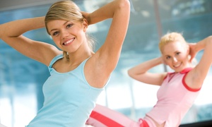 FIT4040: 10 or 20 Fitness Classes at Fit4040 (Up to 75% Off)