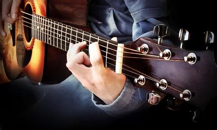 Musikunterricht nach Wahl für 1 oder 2 Personen bei Michael Lembach ab 19,90 € (bis zu 75% sparen*)