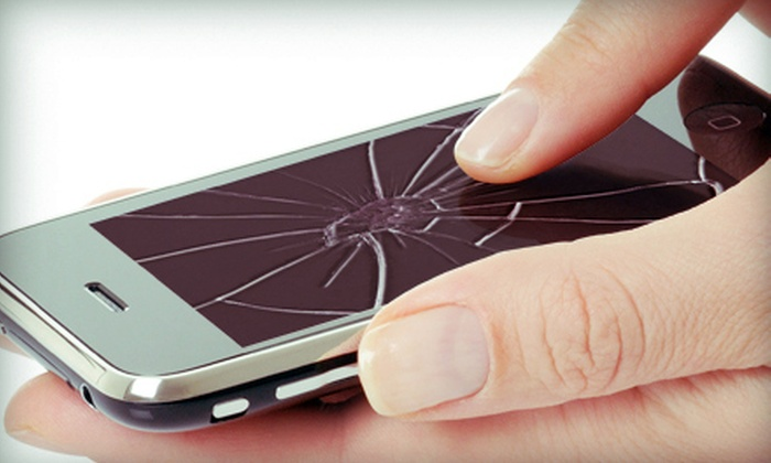 Velocita Technology - Joliet: Electronics-Repair Services or Smartphone or Tablet Screen Replacement at Velocita Technology (Half Off). Three Options Available.