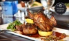 Bistro Alex* - Memorial: Three-Course Romantic Dinner for Two or Four at Bistro Alex (Up to 52% Off)