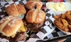 Home Run Sliders - Capitol View: $10 for $20 Worth of Burgers at Home Run Sliders